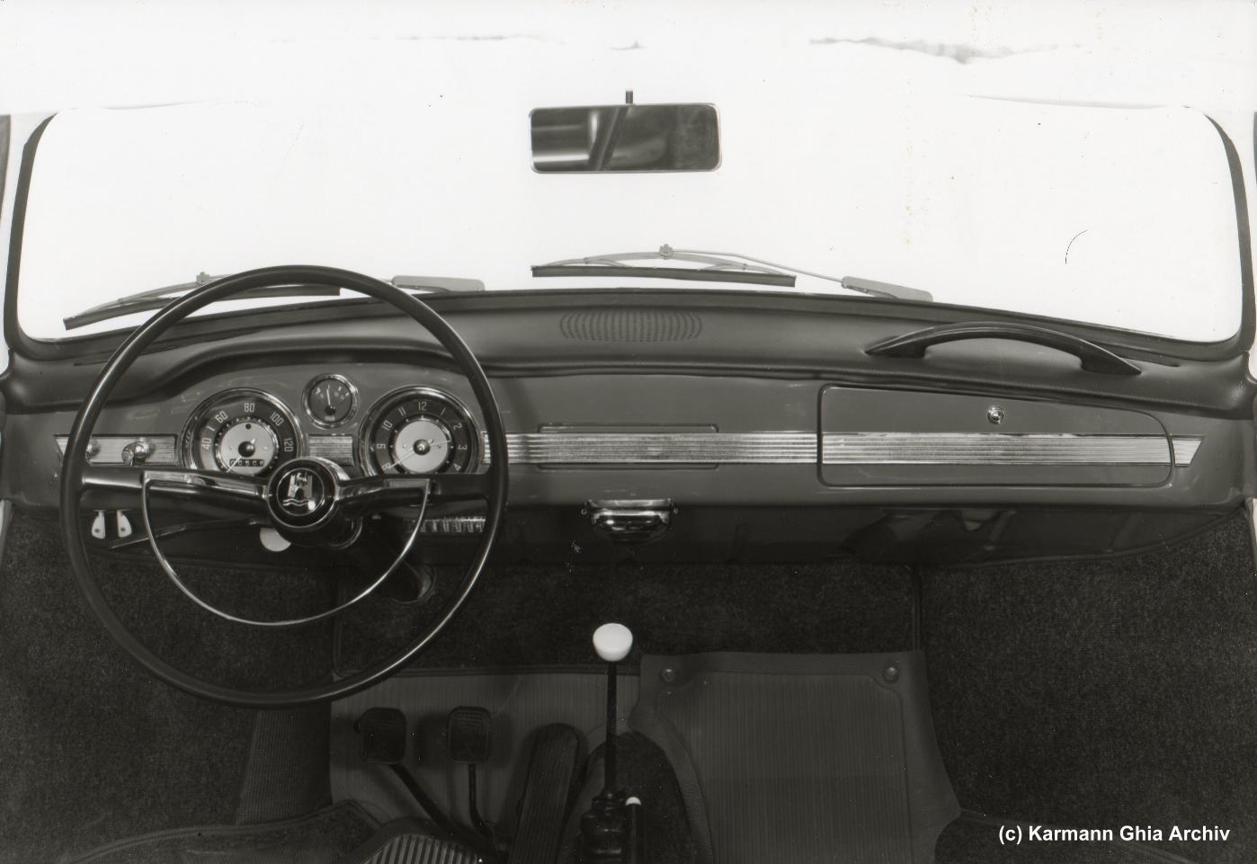 TheSambacom  Ghia  View topic  1966 Ghia  Interior Trim